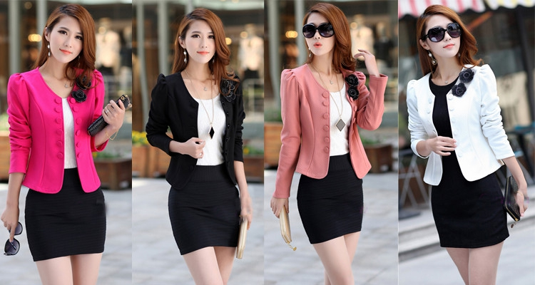 0f766abd68d Women's The Latest Fashions – 7 Spring Trends for Office and Evening Put on